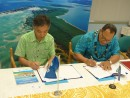 Memorandum of Cooperation for J-PRISM II Project Signed