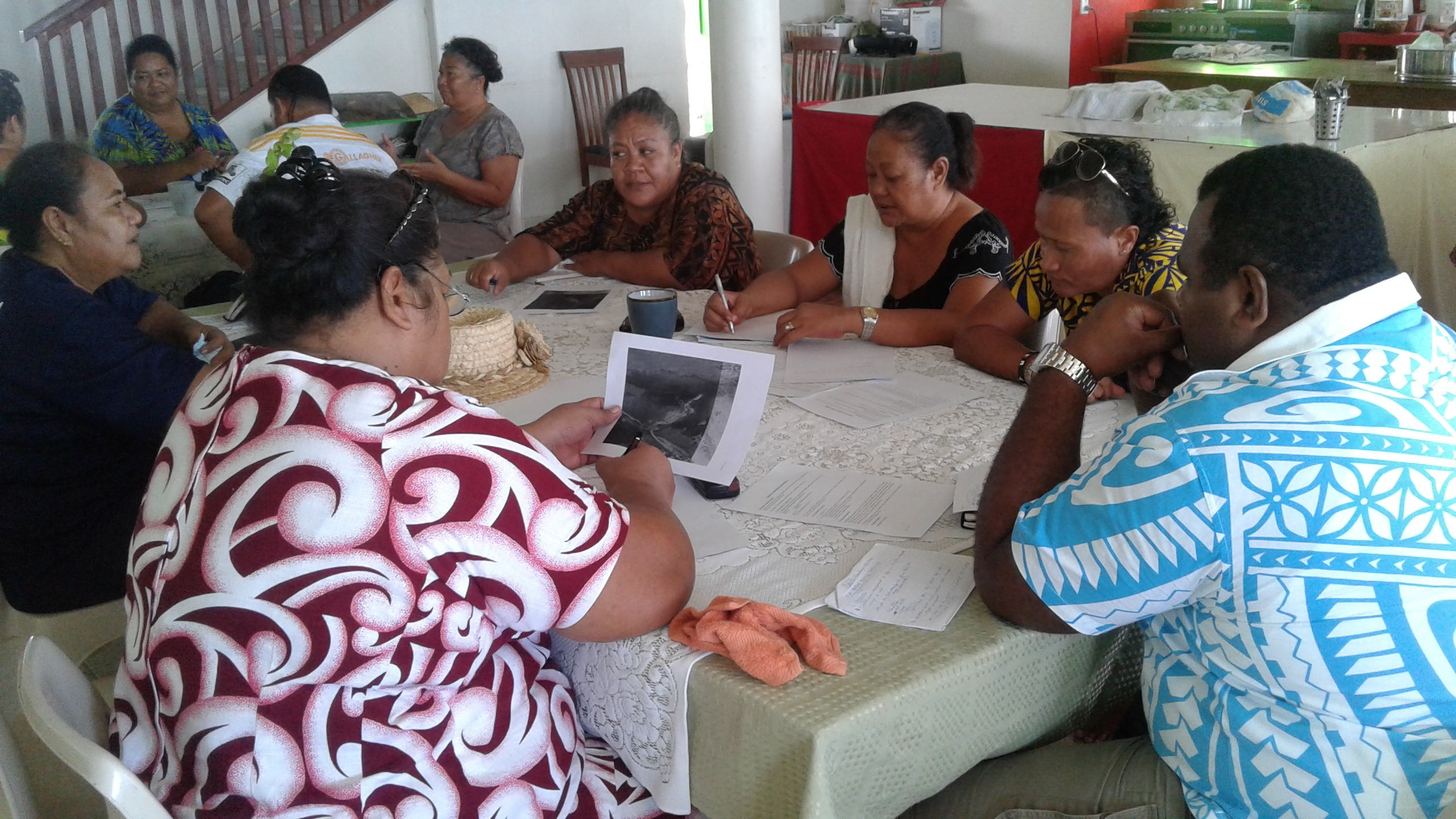Interest in Environment Impact Assessment strong in Tokelau