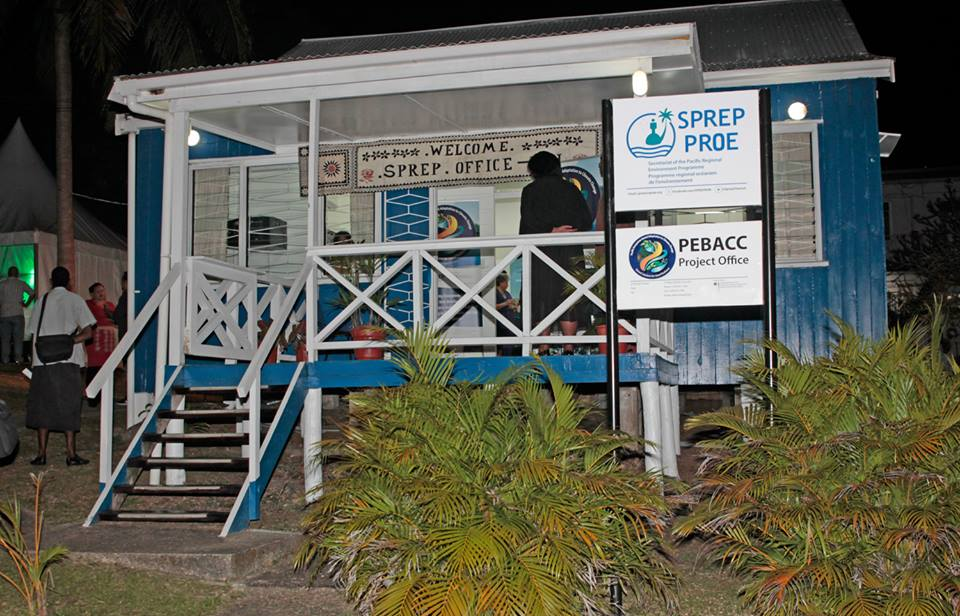 5. SPREP Programme office in Suva Fiji