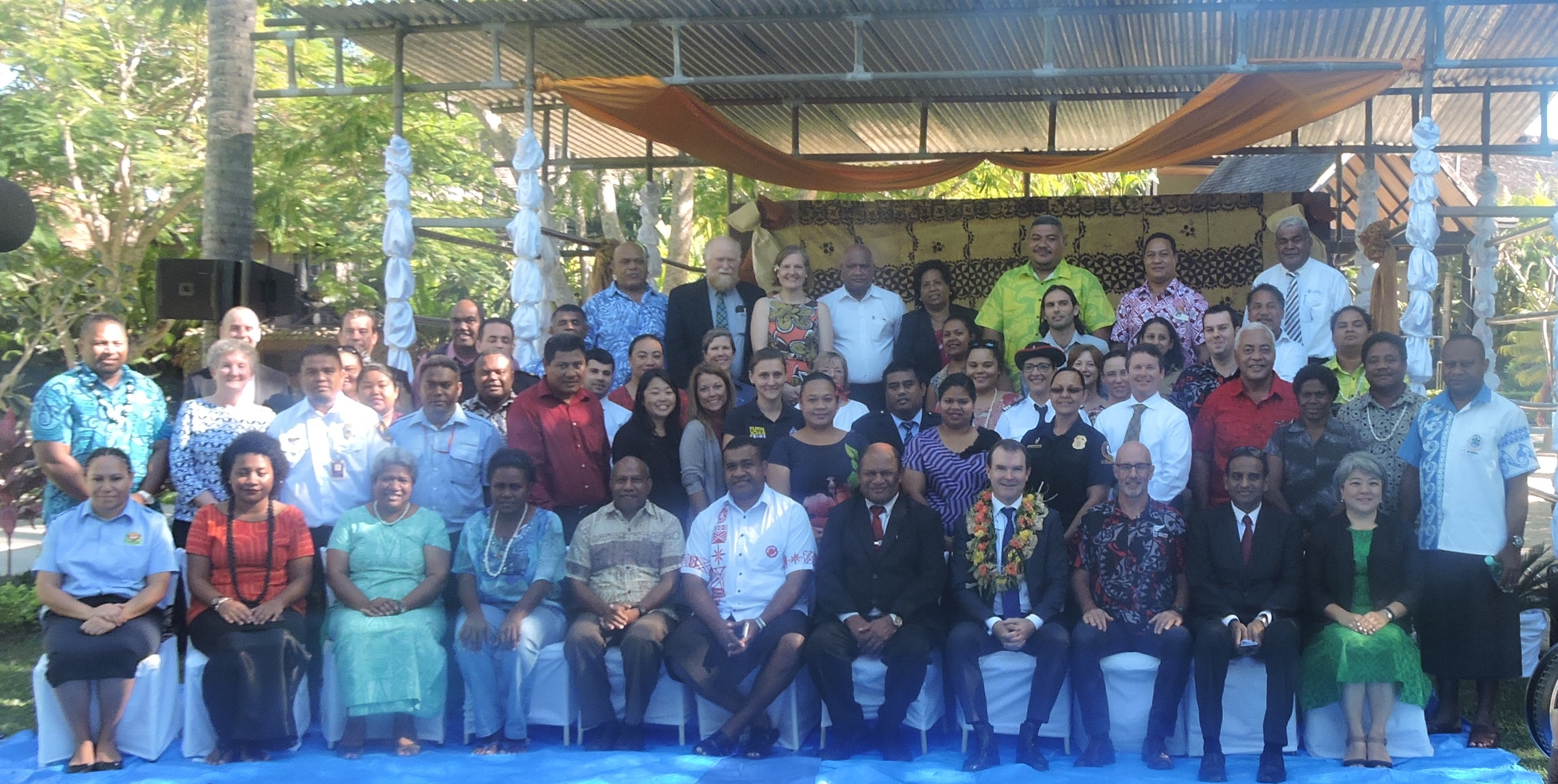 CITES regional workshop - group photo
