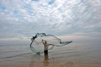 fishing net sm