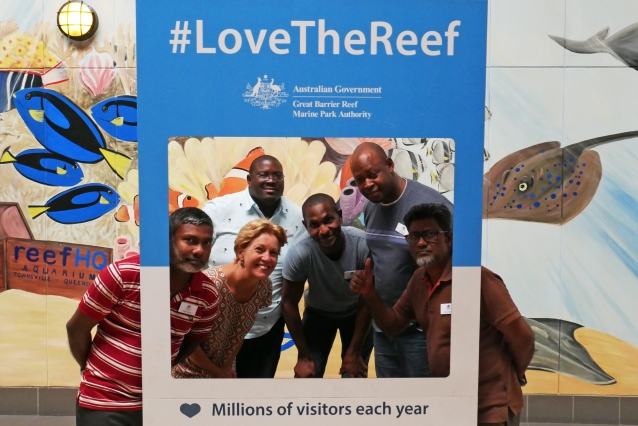 Love the Reef Group Photo-2