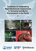 Pages from Rapid Biodiversity Assessment Guidelines