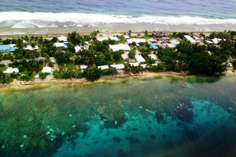 Marshall Islands and SPREP work together to develop crucial national environment documents