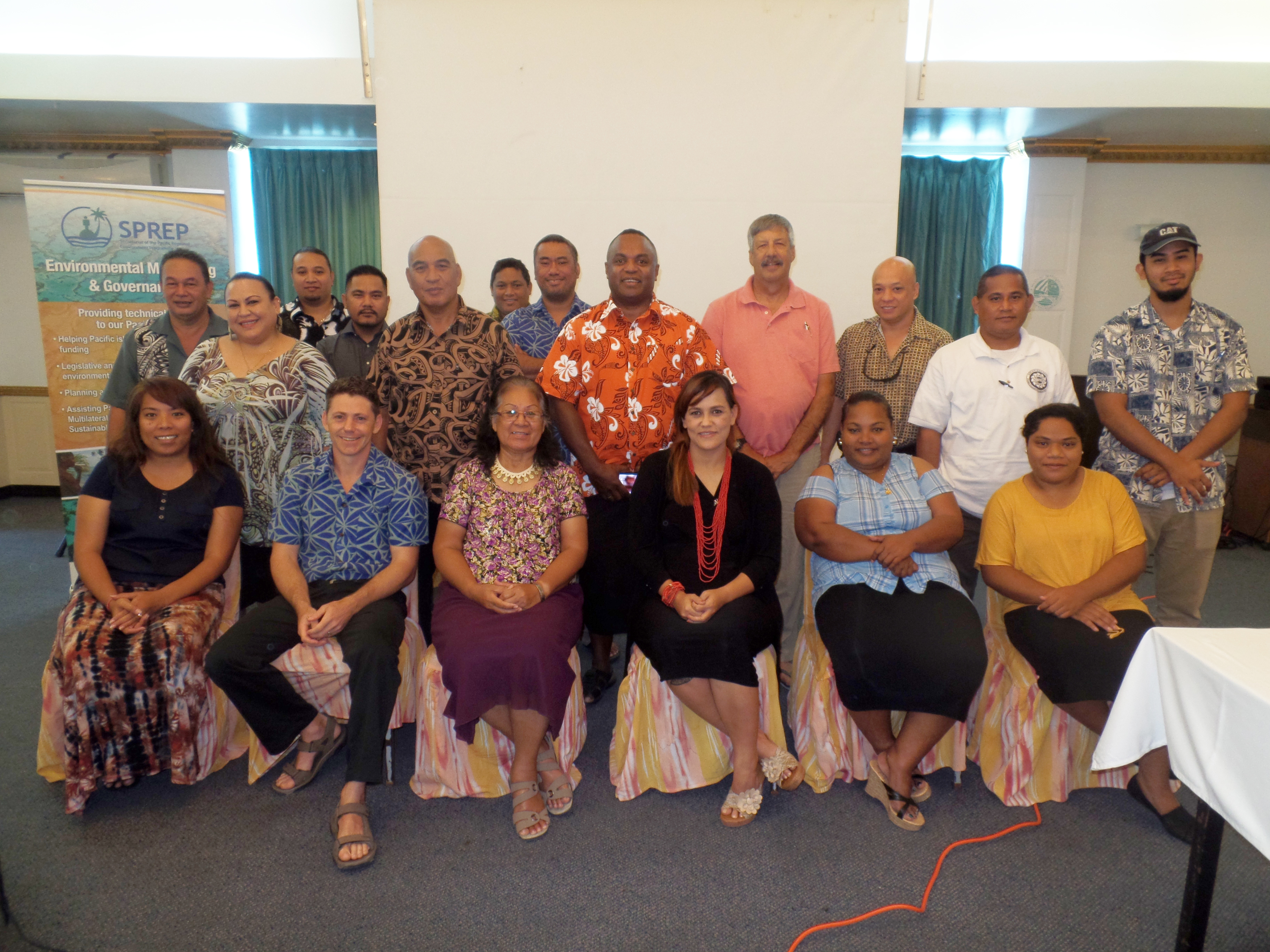 State of Environment and National Environment Management Strategy workshop held in Republic of Marshall Islands