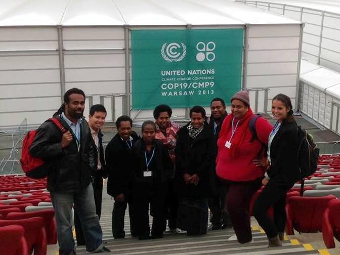 Vanuatu delegation 1