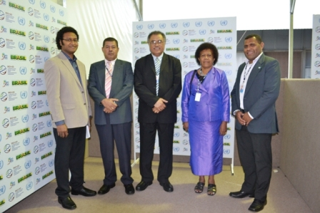 Fiji bids to host 2014 global conference on SIDS
