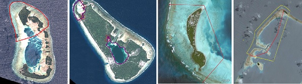 Tuvalu CA demarcation - completed islands