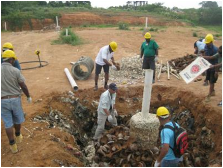 Regional Training on Landfill Management in Vanuatu