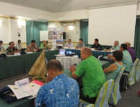 4th Steering Committee Meeting/Pacific Environment Forum/SPREP meeting in Majuro, RMI