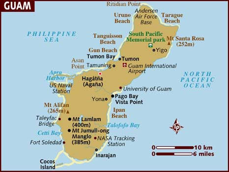 Pein country profile and virtual environment library guam capital city guammap gumiabroncs Image collections