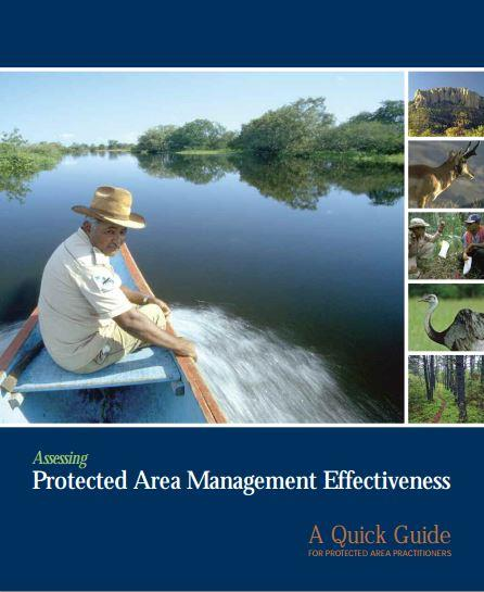 assessing protected area management effectiveness web