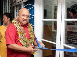 SPREP officially opens office in Fiji
