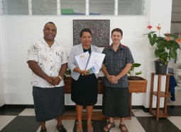 Niue on track with its environmental reporting and planning process