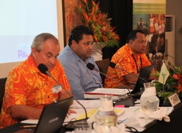 Marshall Islands host of the 25th Meeting of the Pacific Regional Environment Programme