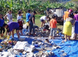 Pacific islands to join the planet for an International Coastal Cleanup