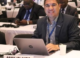 The voice of the Pacific islands at the CMS COP12