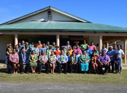 Tautu Village in Aitutaki, Cook Islands strengthens disaster and climate resilience