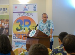 Waste and pollution management in the Pacific - status and solutions