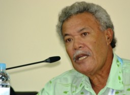Pacific Leaders share their views on climate diplomacy