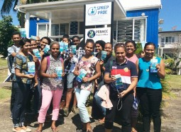 SPREP Suva supports students with environmental learning