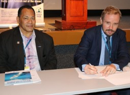 France signs on to the Pacific Whale Declaration
