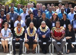 Pathways to a Resilient Pacific: The Pacific Climate Change Roundtable Begins!