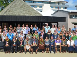 Whales in a Changing Ocean Conference opens in Tonga