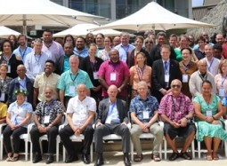 Pacific leads the way: integrating disaster risk management and climate change