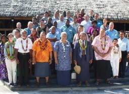 The Paris Agreement and the Pacific islands