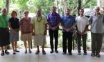 Norwegian Delegation visits SPREP