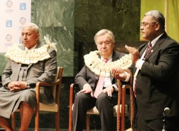 Planet Earth to Planet Water – UN Secretary General Guterres