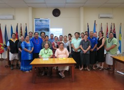 Samoa takes steps to improve data and information on its Protected Areas