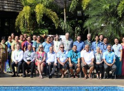 Meeting of the Noumea Convention, an instrument for the protection of the Pacific's natural resources, takes place today
