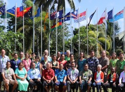 Anti-Pollution Convention Partners Meet in Apia