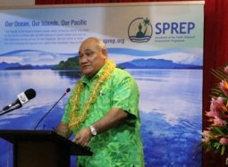 Twenty-Eighth SPREP Meeting of Officials Opens