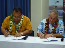 Launch of Pacific regional observatory for biodiversity and protected areas management