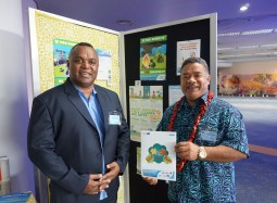 'Stop the POPs' promoting clean air for Pacific people