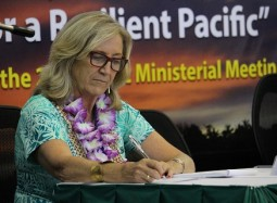 World Met Organization to focus more on Pacific Met services improvement