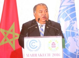 Breathing life into the Paris Agreement – Nauru at the UN Climate Conference
