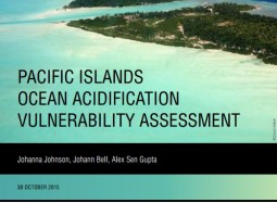 Ocean Acidification Report for the Pacific islands