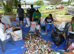 International Ocean Conservancy Coastal Cleanup a Success
