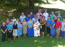 Information and Knowledge Management consultations held in Samoa