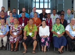 Stakeholders meet to develop Regional Strategy for Pacific Island Climate Change Science and Services