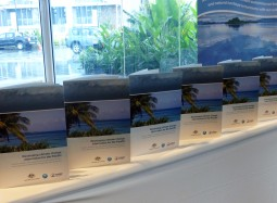 Guidance Materials for using science-based climate information launched in Apia