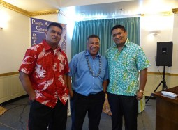 Adaptation stories from the northern Pacific highlighted in Majuro