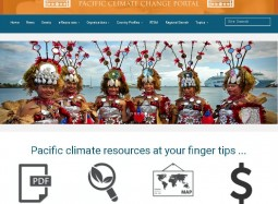 Improved Pacific Climate Change Portal now at your fingertips