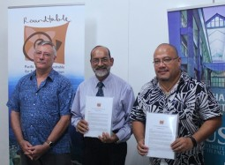 USP becomes the ninth member of the Pacific Island Roundtable for Nature Conservation