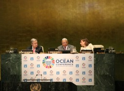 Bainimarama calls for global crusade to save the oceans