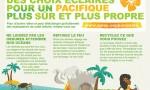 Faire des choix éclairés pour un Pacifique plus sûr et plus propre